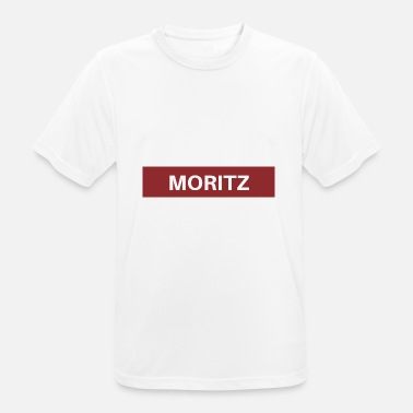 Moritz Moritz - Men's Breathable T-Shirt