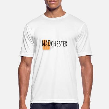 Madchester MADchester Beer - Mannen sport T-shirt