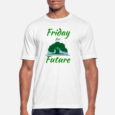 Friday For Future friday for future, friday, future - Men's Sport T-Shirt