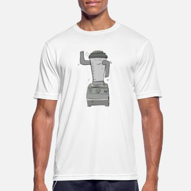 shakin smoothie-ryster - Sports T-shirt mænd