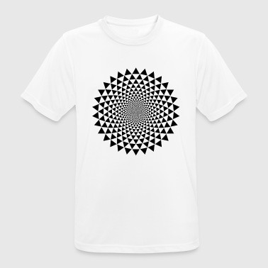 Vortex vortex - Men's Breathable T-Shirt