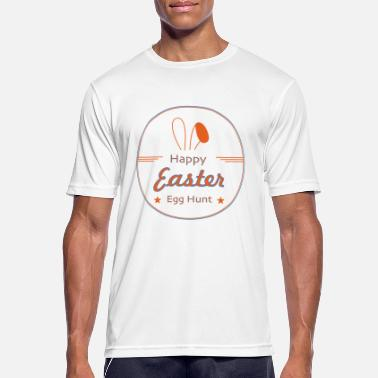 Happy Easter - Men's Sport T-Shirt