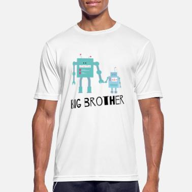 robots big brother - Männer T-Shirt atmungsaktiv