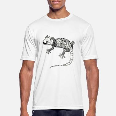 Gianna Gianna the Gecko - Men's Sport T-Shirt