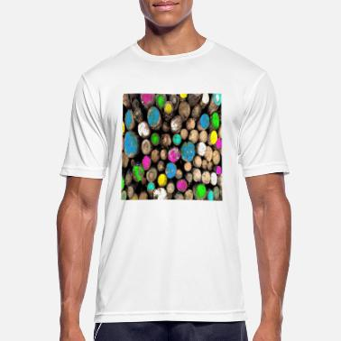 Trunk Colorful trunks - Men's Sport T-Shirt