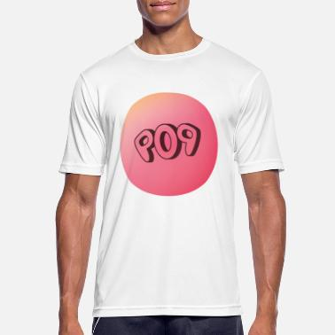 POP bubble gum - Männer Sport T-Shirt