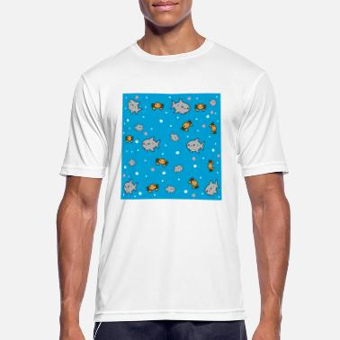 Sea Creatures sea creatures - Men's Sport T-Shirt