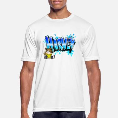Harvey Graffiti HARVEY - T-shirt sport Homme