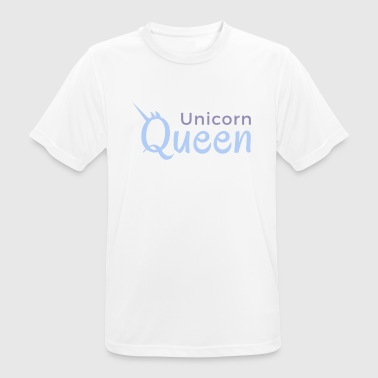 Unicorn Queen Unicorn Queen - Men's Breathable T-Shirt