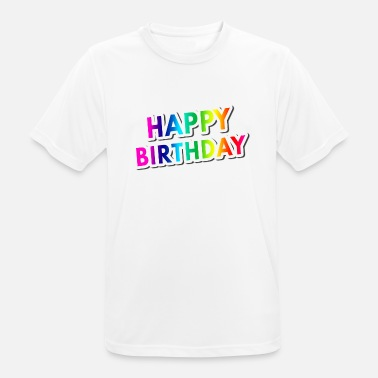 birthday - Men's Breathable T-Shirt