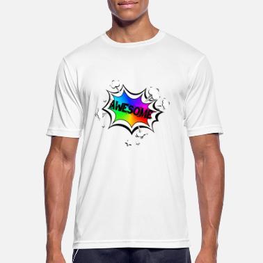 Bande dessinée actionsZAPIron on T-Shirt Transfert Imprimé