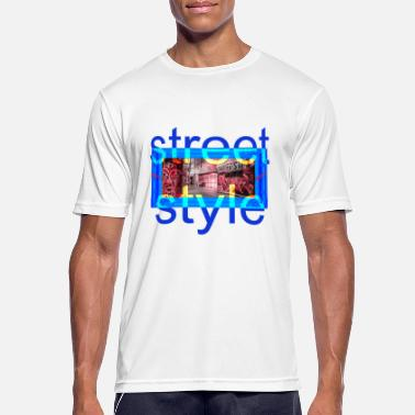 Streetdance street style - Men's Breathable T-Shirt