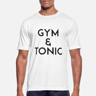 Gym And Tonic Gym and Tonic - Sports T-shirt mænd