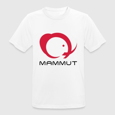 MAMMOTH Signet - Men's Breathable T-Shirt