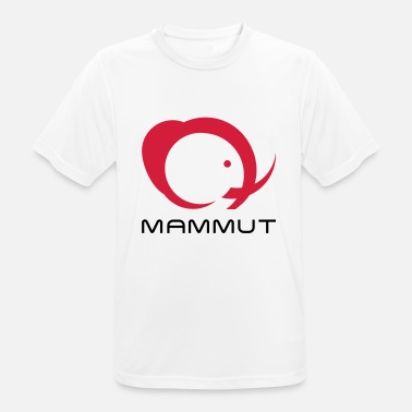 S De Sport Mamouth MAMMOTH Signet - T-shirt respirant Homme