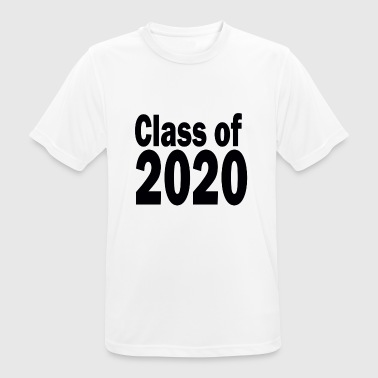 Class Of 2020 Class of 2020 - Men's Breathable T-Shirt