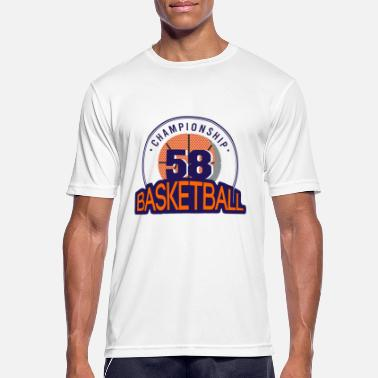 Championships Basketball Championship - Men's Breathable T-Shirt