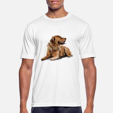 Golden Retriever Golden Retriever - Men's Sport T-Shirt
