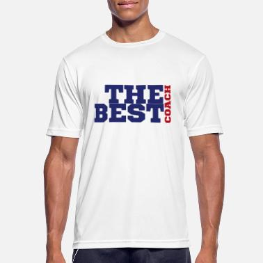 Coaches Coach / Coach: The Best Coach - Men's Sport T-Shirt