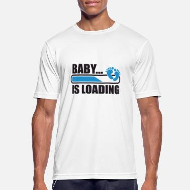 Squealer Baby is loading - Men's Breathable T-Shirt