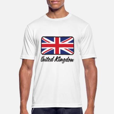 Con Online Bandiera Magliette Tema IngleseSpreadshirt Ordina dreBoWQCx