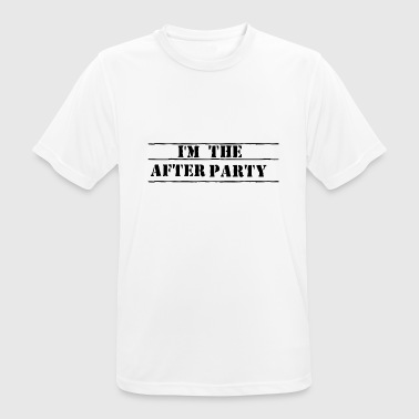 after party - mannen T-shirt ademend
