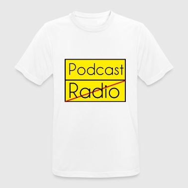 podcast - Men's Breathable T-Shirt