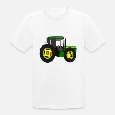 Kids Tractor tractor - Men's Breathable T-Shirt