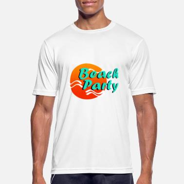 Beach Party Beach party - Men's Sport T-Shirt