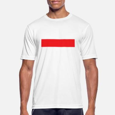 Indonesië Indonesie - Mannen sport T-shirt