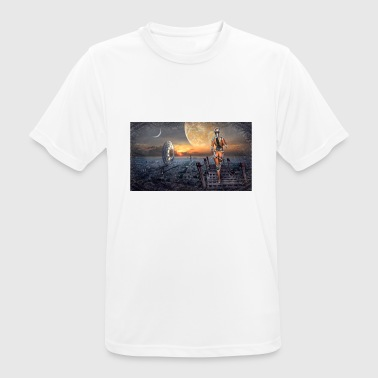 Fantasy Art Illustration fantasy 2328462 - mannen T-shirt ademend