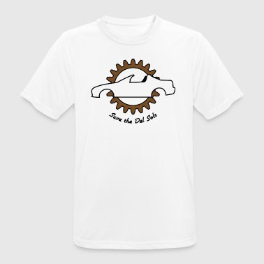 Save the Del Sol - Men's Breathable T-Shirt
