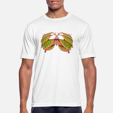 Fibonacci Fibonacci moth - Men's Breathable T-Shirt
