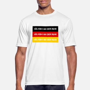 Ruhr City CITY CITY OF RUHR, GERMANY - Men's Sport T-Shirt