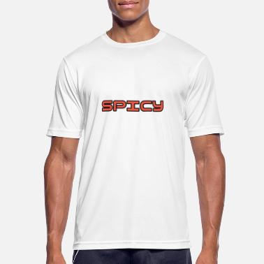 Spicy Spicy - Men's Breathable T-Shirt