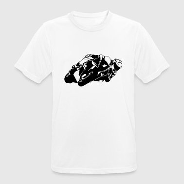 Moto-GP - Men's Breathable T-Shirt