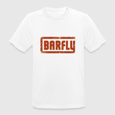 Barfly - Original Logo - Men's Breathable T-Shirt