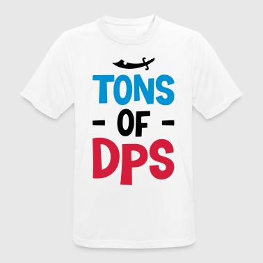 TONS OF DPS - PHREAK QUOTE - Men's Breathable T-Shirt