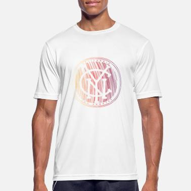New York City New York City - Sport T-skjorte for menn