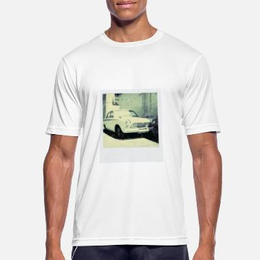 Polaroid Polaroid photo vintage car - Men's Sport T-Shirt