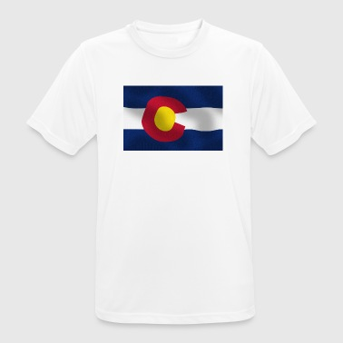 Colorado Springs Colorado - T-shirt respirant Homme