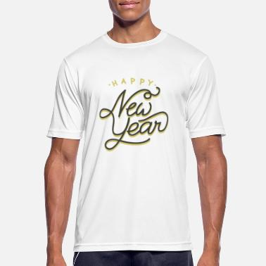 New Year 2020 - Men's Sport T-Shirt