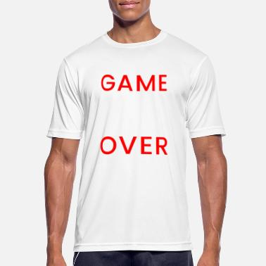 Game Console Spil over Gamer Console - Sports T-shirt mænd