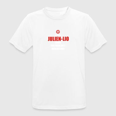 Julien Gift it sa birthday thing understand JULIEN L - Men's Breathable T-Shirt