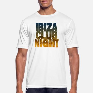 Night Club Ibiza Club Night - Men's Breathable T-Shirt