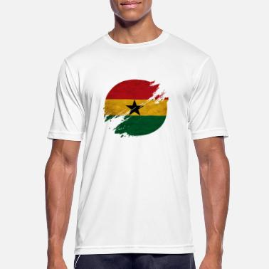 Kumasi Ghana district - Men's Sport T-Shirt