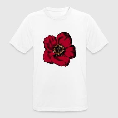 blomster tegne t shirt bestil online spreadshirt