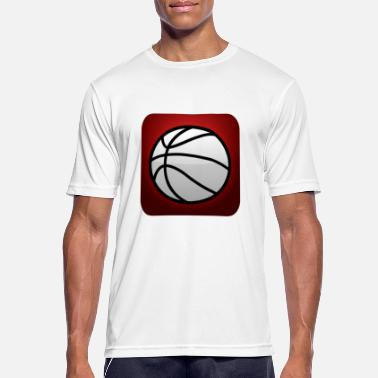 Corporation basketboll - Andningsaktiv T-shirt herr