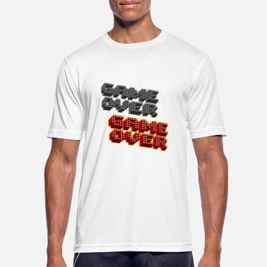 Game Over Game Over Game Over - Men's Sport T-Shirt