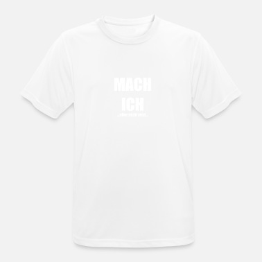 I DO NOT but now - Men's Breathable T-Shirt
